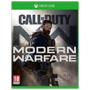 Call of Duty: Modern Warfare Deals ⇒ Cheap Price, Best Sales in UK