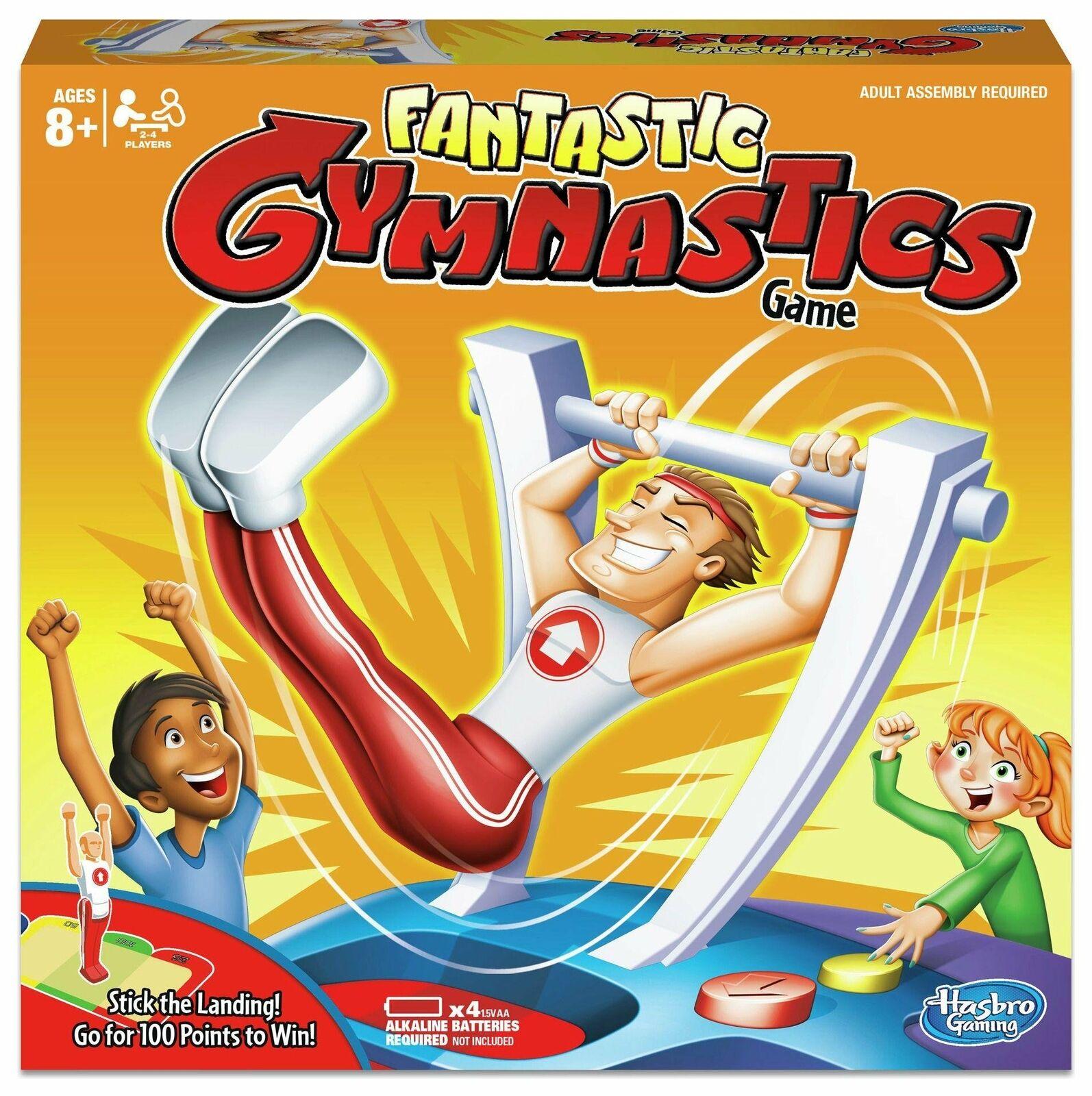Fantastic Gymnastics Game Hasbro Gaming - 1+ Players - £4.99 Delivered @ Argos eBay