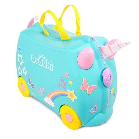 Trunki Una the Unicorn Ride on Suitcase £28 free C&C at Dunelm