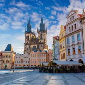 2 nights in Prague for just £70 each (£139 total) including flights and hotel @ebookers