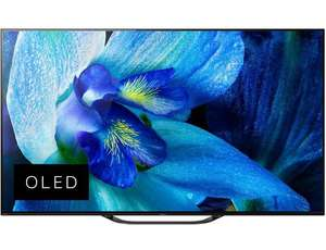 """Sony Bravia KD55AG8 (2019) OLED HDR 4K Ultra HD Smart Android TV, 55"""" - £1,619.98 Instore @ Costco (Watford)"""