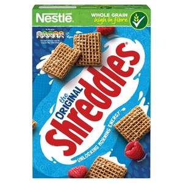 Nestle Shreddies Original Cereal 415g - £1.25 @ Morrisons
