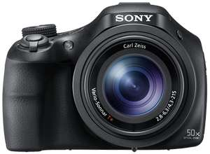 Sony Cyber-shot HX400 Digital Camera - £299 @ Clifton Cameras (Possible £30 Cashback)