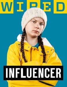 WIRED Magazine - Annual subscription (print + digital) only £9 (introductory offer)