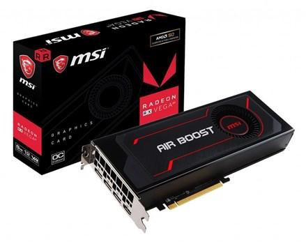 MSI Radeon RX Vega 64 8GB GPU £289.99 at Box (Free Game Pass)