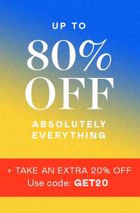 EXTRA 20% OFF SALE - Nasty Gal
