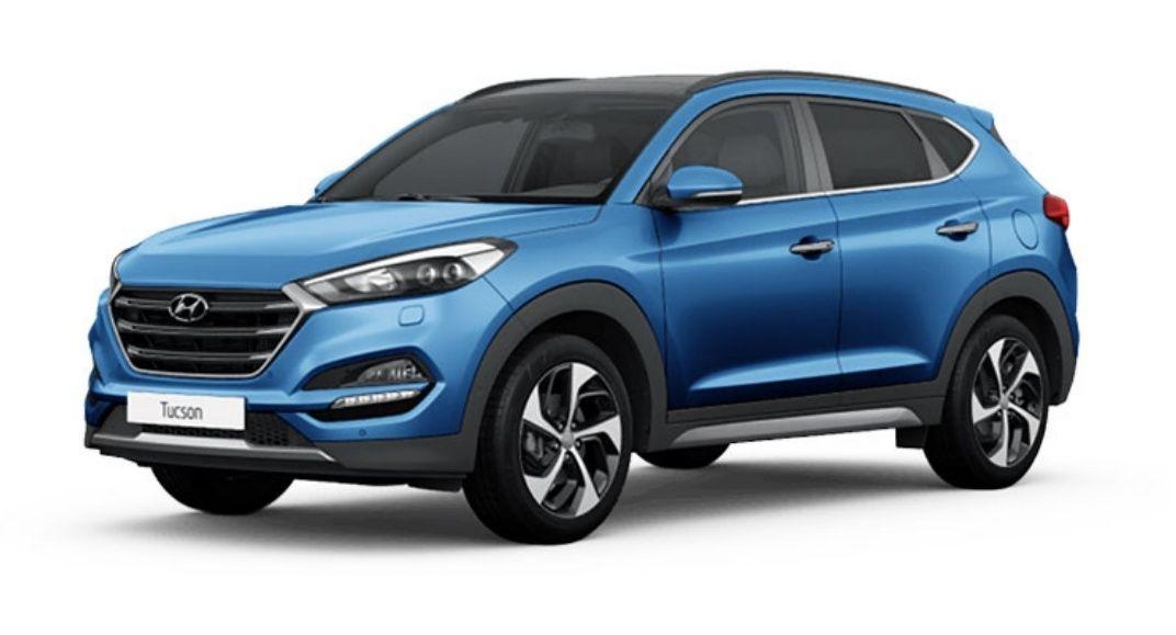 Hyundai Tucson SUV 1.6 GDI 132 SE Nav 5Dr Manual - £210pm 1+35 No Deposit + £299.99 processing fee = £7859.99 total @ 21st Century Motors