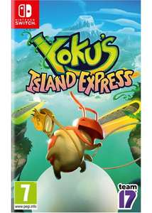 Yoku's Island Express - Nintendo Switch - Base.com £12.85