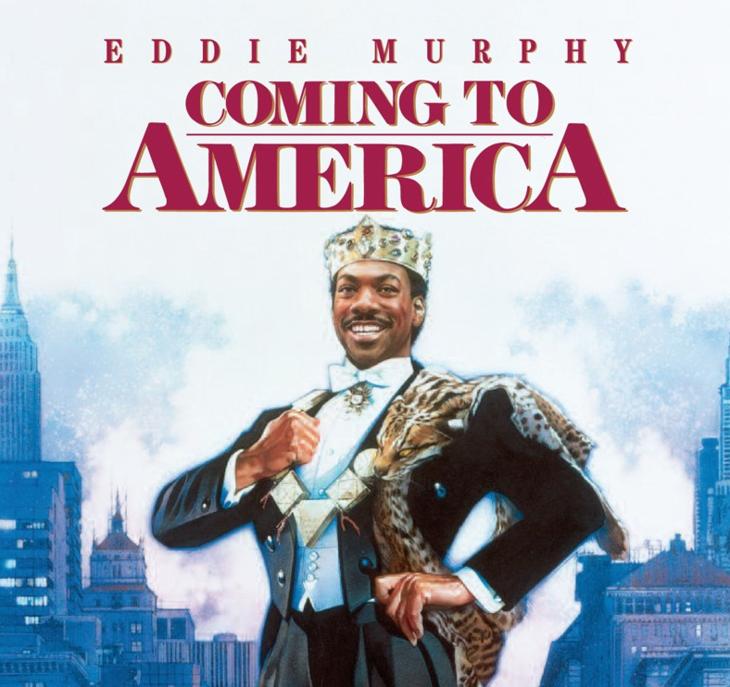 Coming to America HD Amazon Prime - £3.99