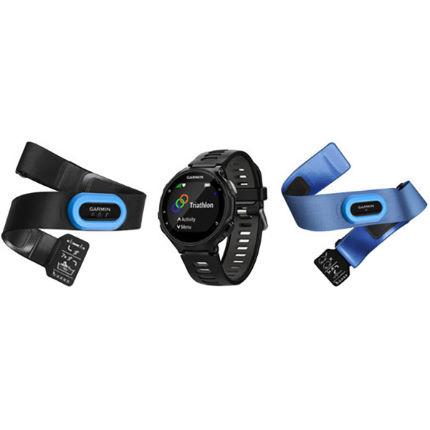Garmin 735xt Triathlon Running Multi Sport Watch GPS Wrist HR bundle - £249.99 @ Wiggle
