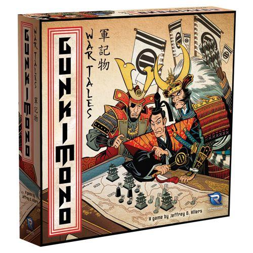 Gunkimono Board Game £28.55 delivered @ Zatu