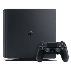 Sony PS4 Slim 500 GB Black Console Refurb £131 99 / Xbox One