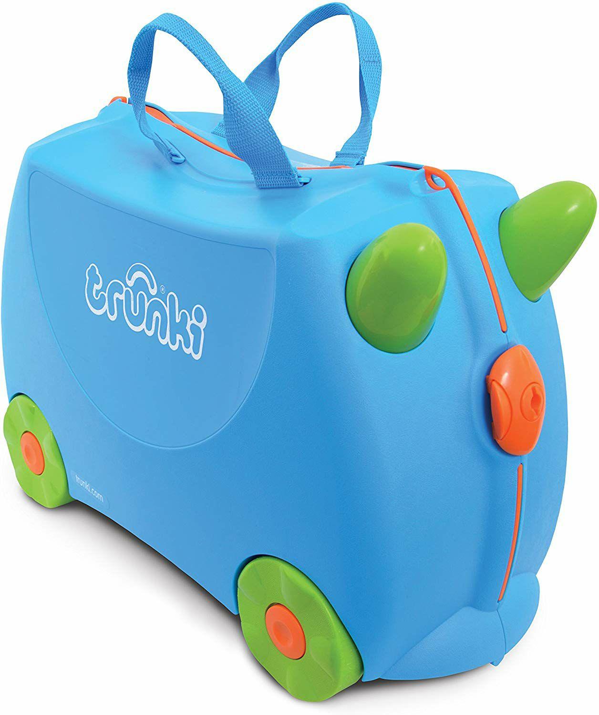 Trunki Suitcase Pink & Blue - £24.50 @ Amazon