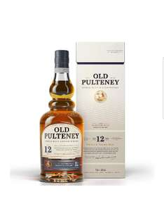 Old Pulteney 12 Year Old Malt Scotch Whisky - 70 cl - £24 @ Amazon