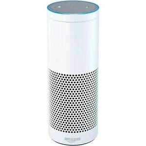 Amazon Echo Multimedia Speaker (1st Generation) with Alexa Voice Control - White, £61.99 at Argos/ebay