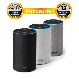 Amazon Echo 2nd Generation, £55.99 with code, sold via eBay by hitechelectronicsuk