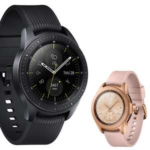 Samsung Galaxy Bluetooth Smartwatch 42mm - Black / Rose Gold Graded B £133.99 @ Stock M Go / Ebay