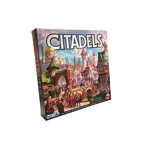Citadels Card Game (2016 version) £23.36 delivered @ Zatu