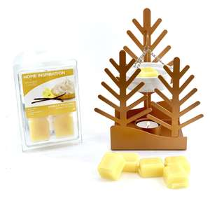 Yankee Candle Tree Hanging Melt Warmer + 6 Home Inspiration Vanilla Frosting Festive Cubes £4.75 Delivered w/code @ Yankee Bundles