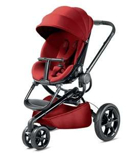 Quinny Moodd Pushchair - Red Rumour £259.99 at Discount baby equip