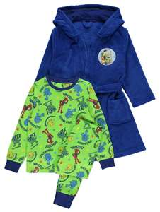 Disney Toy Story Pyjamas and Dressing Gown Set £14-16 @ Asda George