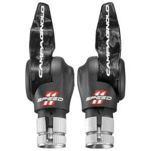 Campagnolo 11 Speed TT Carbon Bar-End Shifters £64.99 delivered @ ProBikeKit