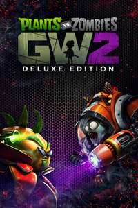 [Xbox One] Plants vs. Zombies Garden Warfare 2: Deluxe Edition £4.99 with Gold @ Microsoft Store