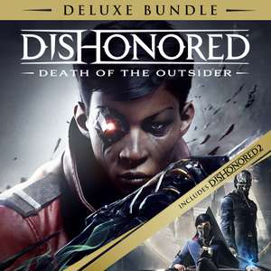 Dishonored: Death of the outsider Deluxe Bundle (PC) - £7.99 @ Humble Bundle