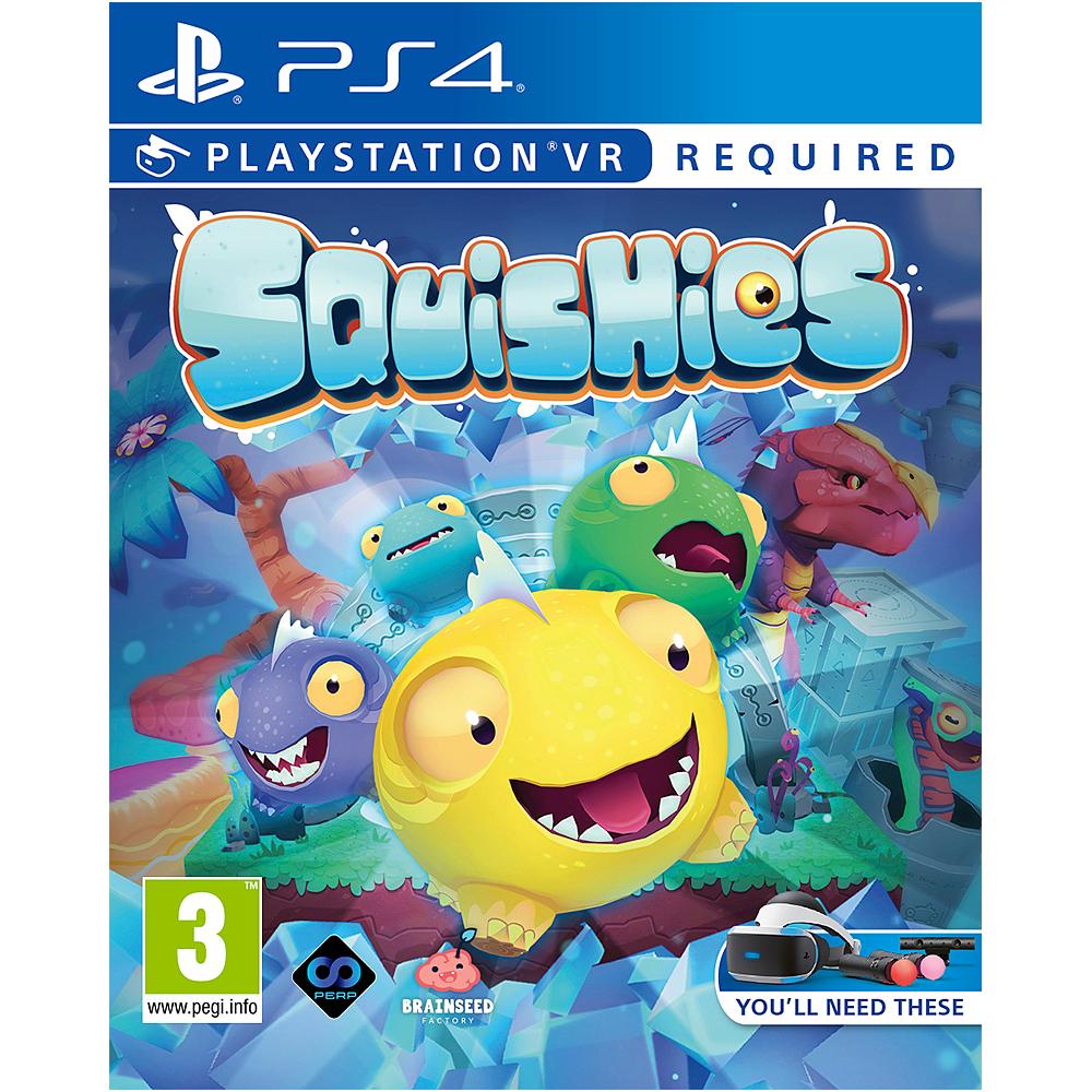 Squishies (PSVR / PS4) £9.99 (C&C) @ GAME