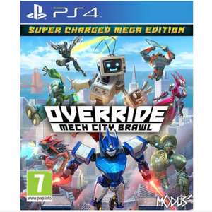 Argos: PS4 Override Mech City Brawl Super Charged Mega Edition £8.99