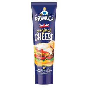 All 3 Primula Squeeze Cheese Flavours Now £1 @ Iceland