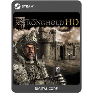[Steam] Stronghold HD - 78p - Gamersgate