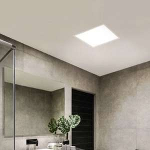 App Controlled Xiaomi Yeelight Ultra Thin LED Ceiling Light Panel - 30cm x 30cm £28.52 @ Tomtop
