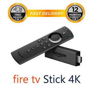 Amazon Fire TV Stick 4K Version £39 96 @ hitechelectronicsuk / eBay