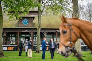 Two tickets to Haydock races 8th August for £20 at The Jockey Club