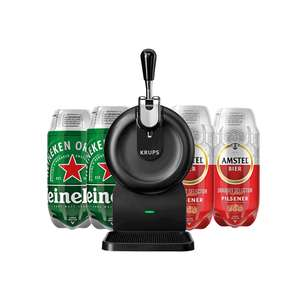 THE SUB Compact Black + 4 Amstel TORPs £55 at Beerwulf