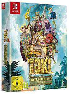 Toki Collector's Edition Nintendo Switch Game £21.99 @ Argos (Free C&C)