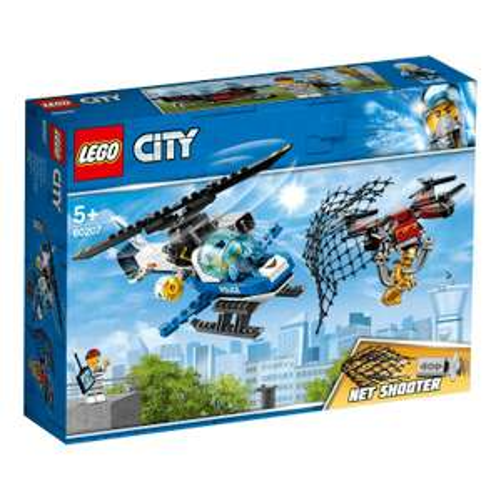 LEGO City 60207 Sky Police Drone Chase - £8.99 Instore @ Asda