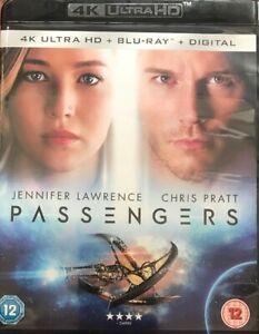 Pre-Owned Passengers 4K UHD Blu-Ray & Digital - £7.18 inc. postage @thetradeinn / eBay