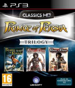 Prince of Persia HD Trilogy (PS3) - £4.79 @ PSN Store