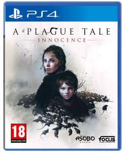 A plague tale innocence PS4 £24.99 GAME