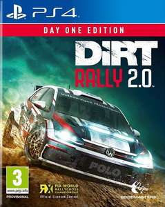 DiRT Rally 2.0 Day One Edition PS4 - £24.99 delivered @ Smyths Toys