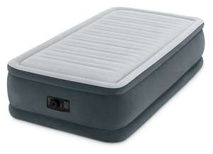 Intex Comfort Plush Elevated Air Bed Twin Single Size Built in Pump for £27 @ Tesco