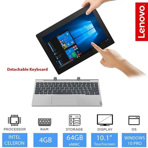 Lenovo Ideapad D330 2-in-1 Laptop/Tablet - 4GB RAM / N4000 / Touchscreen / 64gb Storage £199.99 w/code @ eBay / laptopoutletdirect