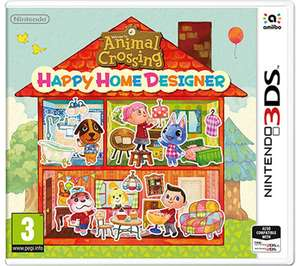 Animal Crossing Happy Home Designer 3DS £8.99 @ Curry's