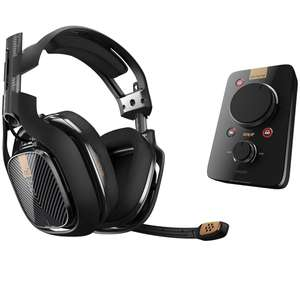 Astro A40 TR 7.1 Gaming Headet + Mixamp Pro for PC / PS4 / Nintendo Switch £149.99 Delivered @ Box