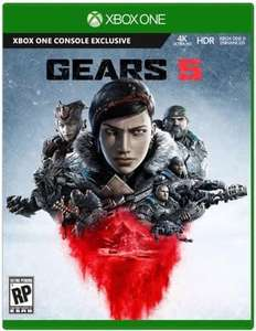 Gears 5 (pre order) @ thegamecollection - £42.95