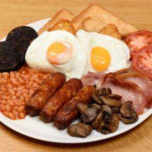 Morrisons Big Daddy Breakfast £5 + Free kids breakfast @ Morrisons