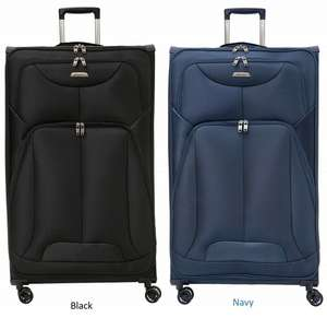 Aerolite Lightweight Large 4 Wheel Check In Hold Luggage Suitcase for £34.99 at luggagetravelbags ebay