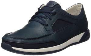 Clarks Men's Ormand Sail Boat Shoes (Size 6) - Now From £36 Delivered at Amazon